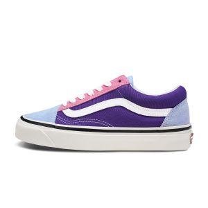 紫色/蓝色