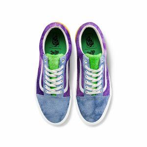 OLD SKOOL 男女款帆布鞋