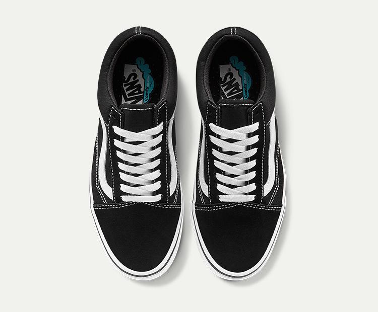 Vans滑板鞋休闲鞋细节展示