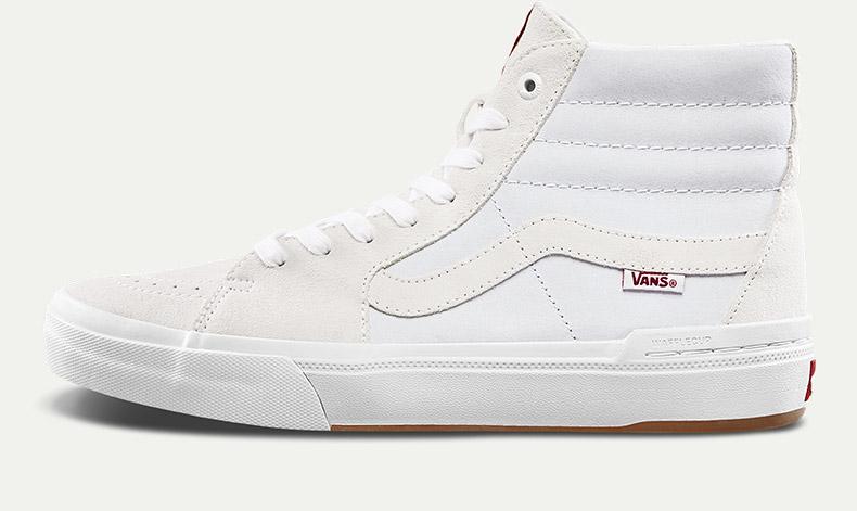 Vans(范斯)SK8-HIPROBMX男款高帮滑板鞋板鞋