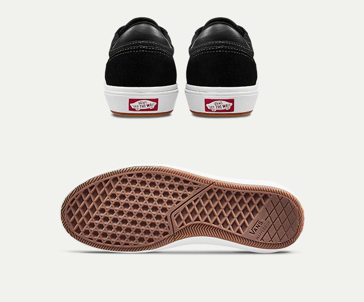 VANS(范斯)Gilbert-Crockett-2-Pro男女款滑板鞋(黑色)