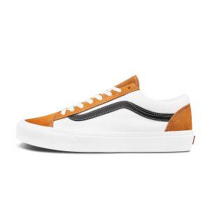 橙色/白色