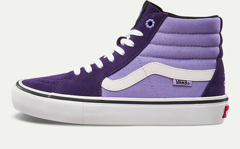 Vans(范斯)SK8-HIPRO男女同款高帮滑板鞋运动鞋