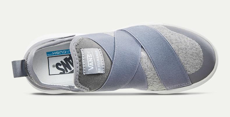 套袜式鞋型设计让你不需要再花时间去搜索帆布鞋鞋带系法图解