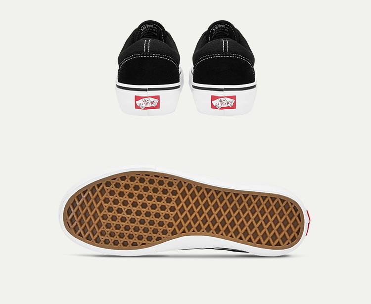 万斯男款运动鞋滑板鞋