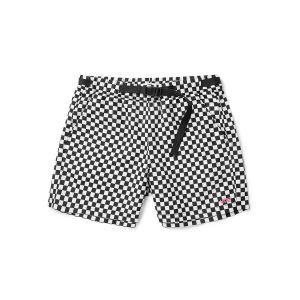 女子梭织短裤