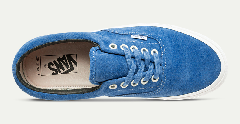 Vans休闲鞋(蓝色)