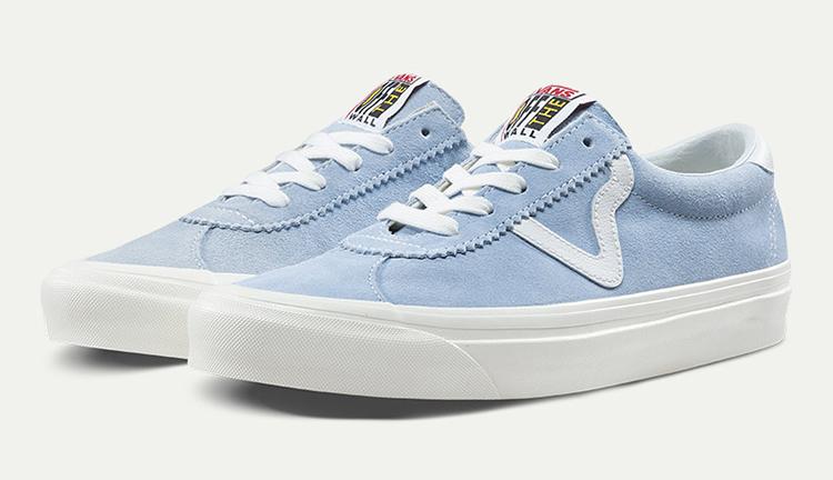 范斯运动鞋,可搭配vans时尚系带方法