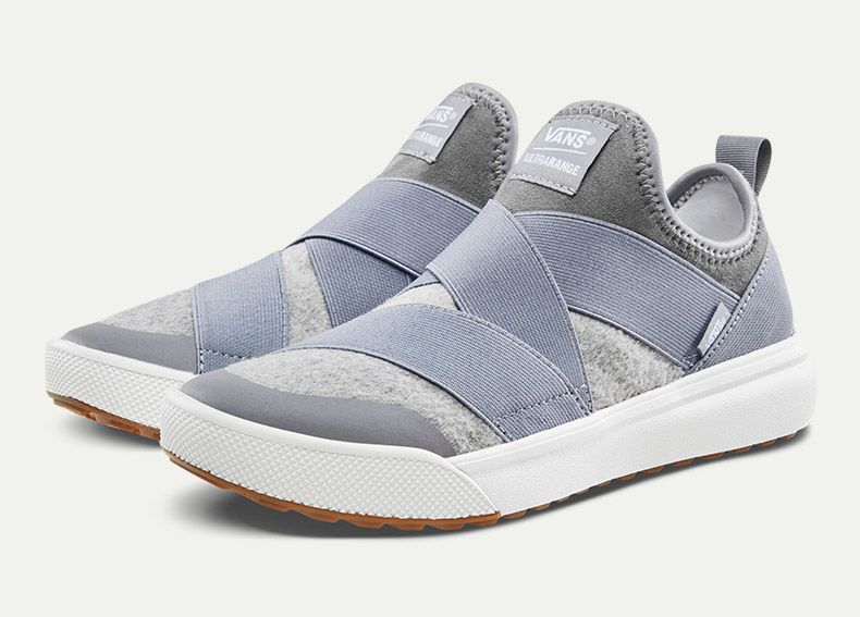 万斯冲浪系列帆布鞋倍受欢迎