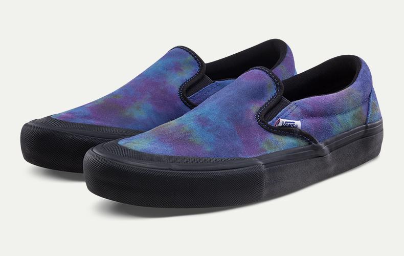 百搭的万斯滑板鞋