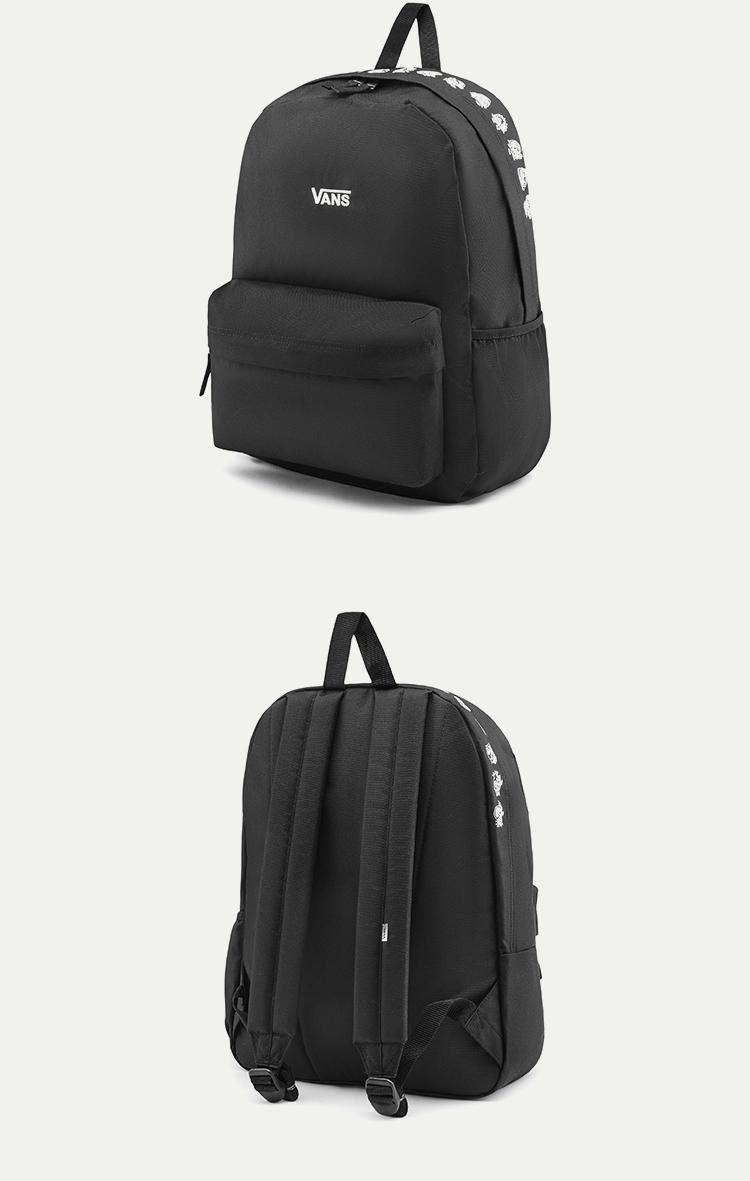 Vans(范斯)男女同款背包运动背包