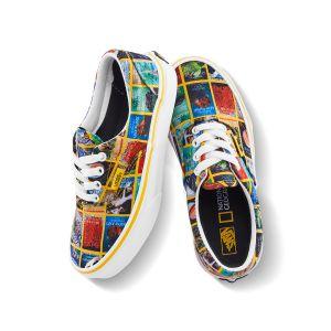 ERA 中大童帆布鞋