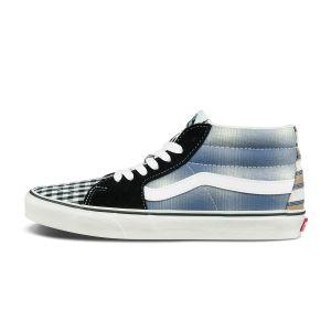 SK8-MID男女帆布鞋