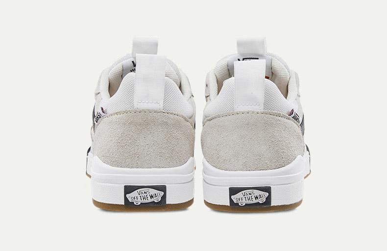 万斯专业滑板鞋细节展示
