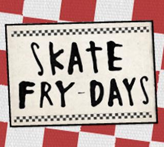 """2018第二站 VANS SKATE FRY-DAYS """"滑板星期五""""即将与郑州滑手见面!"""