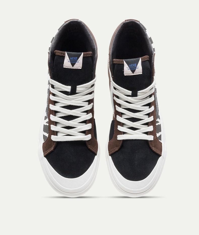 万斯中性滑板鞋