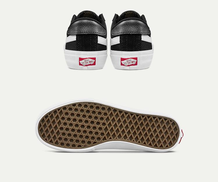VANS(范斯)Style-112-Pro男女款板鞋(黑色)