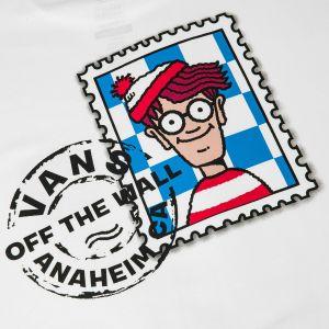 WHERE'S WALDO联名男女短袖T恤