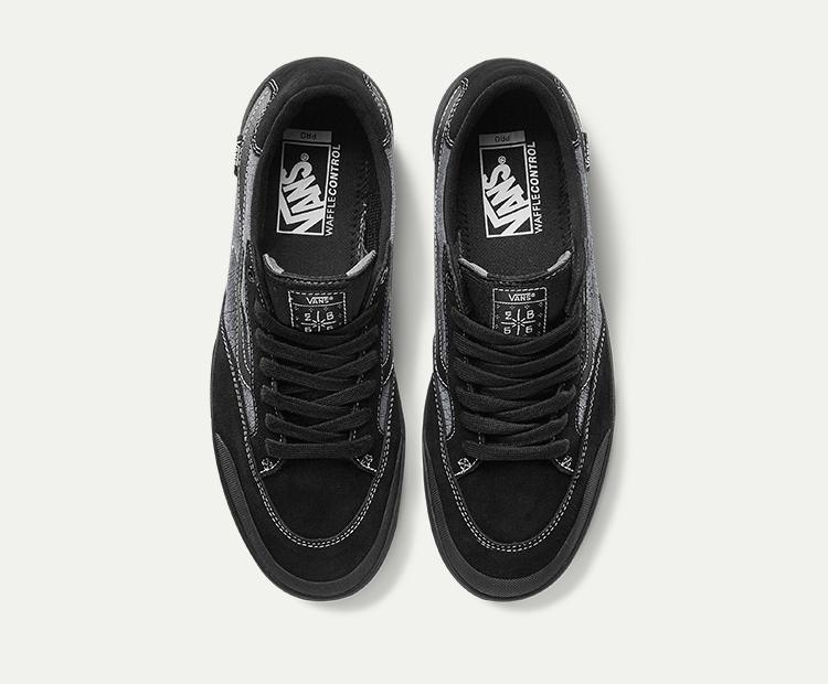 VANS(范斯)Berle-Pro男款板鞋(黑色)