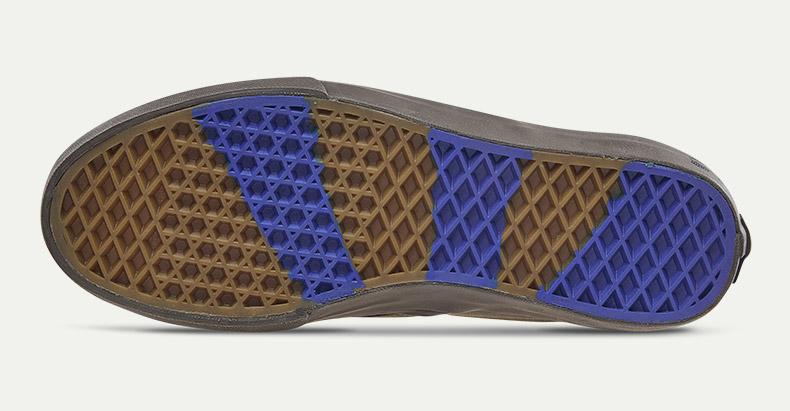 舒适感是Vnas经典款帆布鞋的必要元素