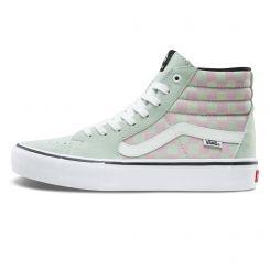 绿色/粉色