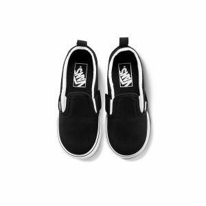 SLIP-ON V小童帆布鞋