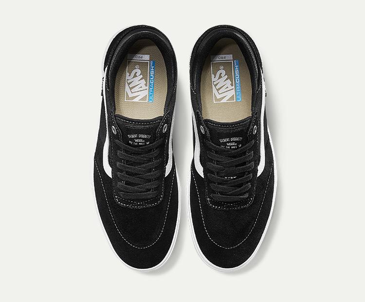 范斯GILBERTCROCKETT2PRO男款板鞋休闲鞋滑板鞋