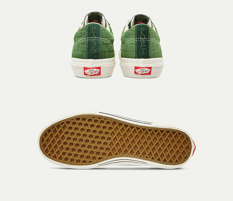 万斯滑板鞋板鞋
