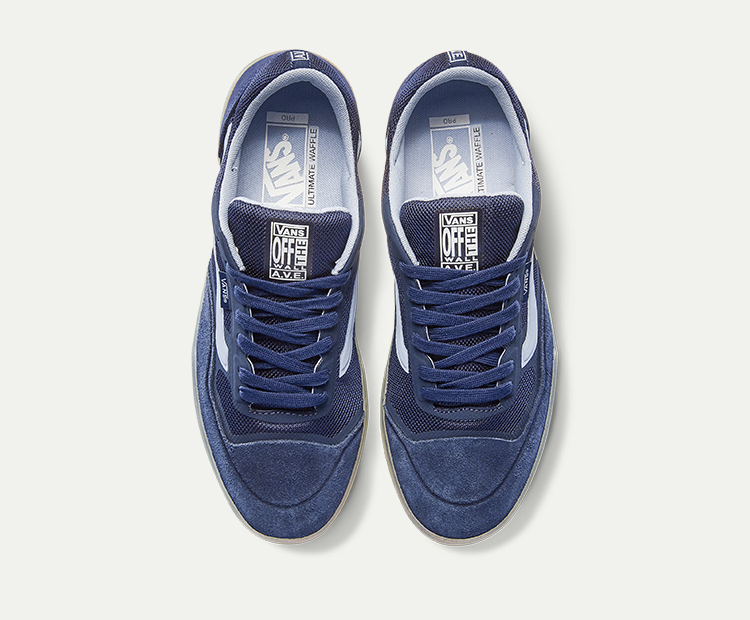 VANS(范斯)AVE-PRO男款板鞋(深蓝色)